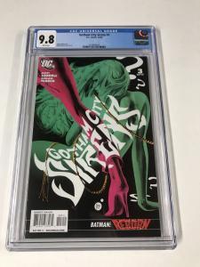 Gotham City Sirens #3 CGC 9.8