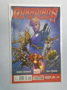 Guardians of the Galaxy #1 NM (2013 3rd Series)
