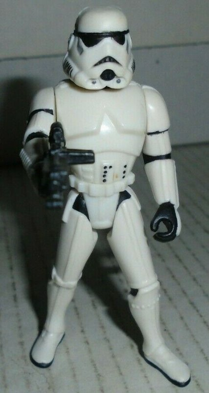 Luke Skywalker Trooper Star Wars Figure The Power Of the Force 1996 Kenner