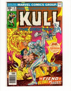 Kull The Destroyer #19 (FN/FN+) 1976 see more Bronze Age Marvel ID#35L