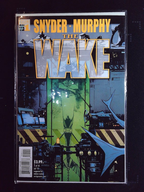 The Wake #1 (2013)