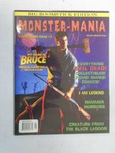 Monster-Mania Magazine #1 6.0 FN (2009 Monster-Mania)