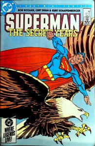 Superman: The Secret Years #4 (1985)