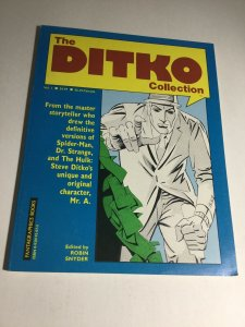 The Ditko Collection Volume 1 Vf Very Fine 8.0 1966-1973 Fantagraphic Books