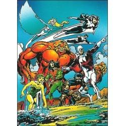1992 Wolverine: From Then 'Til Now: Series 2 ALPHA FLIGHT #39