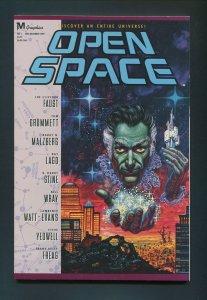 Open Space #1 (Presige Format) / 9.8 NM-MT  December 1989
