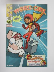 Word Girl (PBS Marvel 2011) #1 Rare Superhero Comic Book