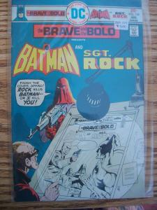 The Brave and the Bold 124 VF
