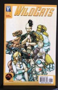 WildCats #8 (2009)