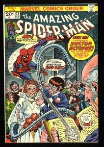 Amazing Spider-Man #131 NM- 9.2 Doctor Octopus!