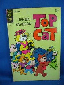 TOP CAT 25 Fine 1969