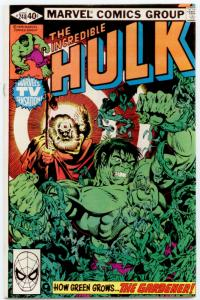 Incredible Hulk #248 NM- 9.2 ORIGINAL OWNER - UNREAD!