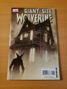Giant Size Wolverine #1 ~ NEAR MINT NM ~ (2006, Marvel Comics)