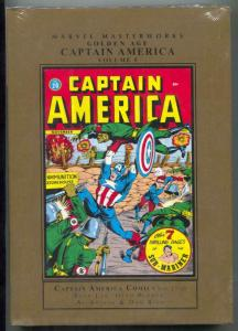 Marvel Masterworks Golden Age Captain America Vol 5