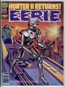 EERIE #101, NM-, Warren, Rook, Jim Starlin, Hunter, 1979, more Mags in store