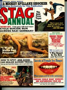 Stag Annual-1973-Pussycat-Motorcycles-Sex-Adventure