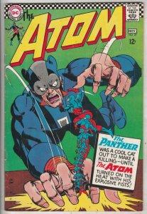 Atom, The #27 (Jul-66) FN/VF Mid-High-Grade The Atom