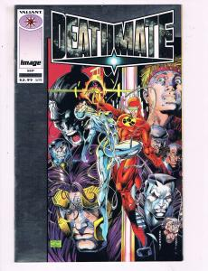 Deathmate Prologue VF Image Valiant Comic Book September 1993 DE10