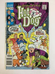 JUGHEADS PAL HOT DOG (1990)4 VF-NM Aug 1990 COMICS BOOK