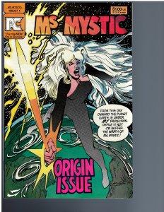 Ms. Mystic #1 (1982)