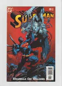 Superman 206 VF/NM 9.0 (2004, DC) Jim Lee Art! SWEET!!
