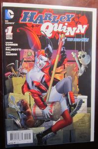 Harley Quinn (2014) #1D, 8.0/VF