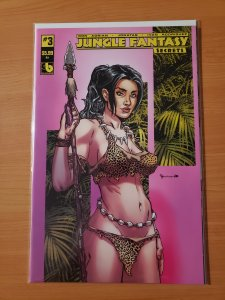 Jungle Fantasy Secrets #3 Kit Jungle Girl Variant Cover