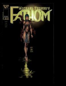 Lot Of 9 Fathom Top Cow/Image Comics # 6 7 8 9 10 11 12(2) 13 Witchblade SM7