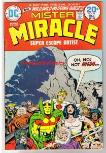 MISTER MIRACLE #18, FN, Jack Kirby, New Gods, 1971, more JK in store