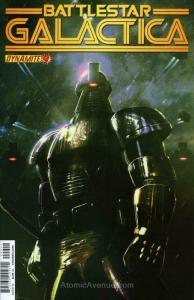 Classic Battlestar Galactica (Vol. 2) #9 VF; Dynamite   save on shipping - detai