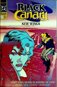 Black Canary #2 (1991)