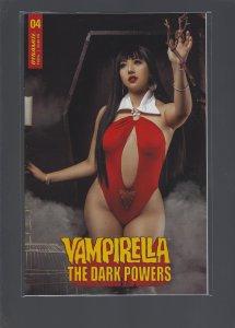 Vampirella: The Dark Powers #4 Cover E