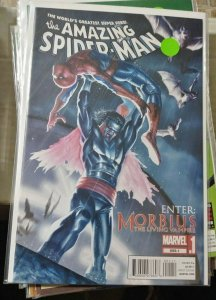 Amazing Spider-Man # 699.1 2013  marvel  morbius the living vampire