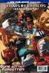 Transformers: Generations #8, NM (Stock photo)