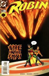Robin (1993 series) #88, NM (Stock photo)