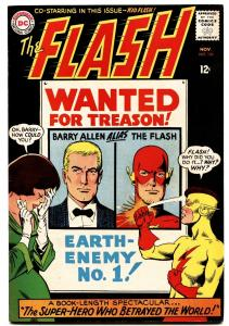 FLASH #156-1965-DC SILVER-AGE-KID FLASH vf