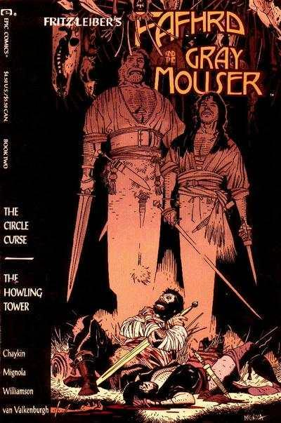 Fafhrd and the Gray Mouser #2, NM (Stock photo)
