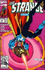 Marvel DOCTOR STRANGE, SORCERER SUPREME #43 NM-