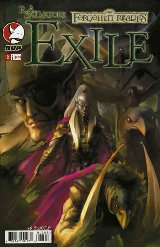 Forgotten Realms: Exile #2A FN; Devil's Due | save on shipping - details inside