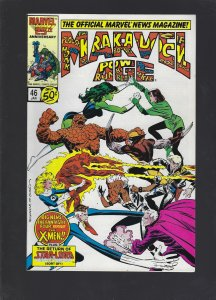 Marvel Age #46 (1987)