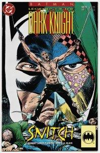 Batman: Legends of The Dark Knight #51 (DC, 1993) VF