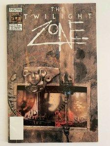 Now Comics The Twilight Zone #1 Copper Age