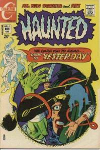 Haunted (1971 series) #2, VF (Stock photo)