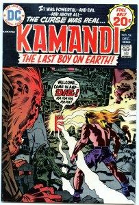 Kamandi 24 Dec 1974 VF-NM (9.0)