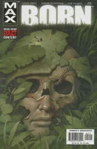 Born #2 VF/NM; Marvel | save on shipping - details inside
