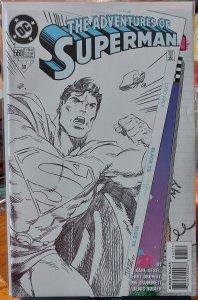 Adventures of Superman #560 (1998) NM