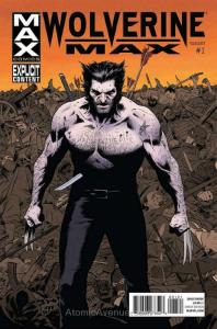 Wolverine Max #1A VF/NM; Marvel | save on shipping - details inside