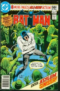 BATMAN #327-1980-DC VF