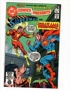 DC Comics Presents #33 (VF) Superman Shazam!