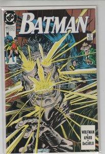 BATMAN (1940 DC Comics) #443 NM